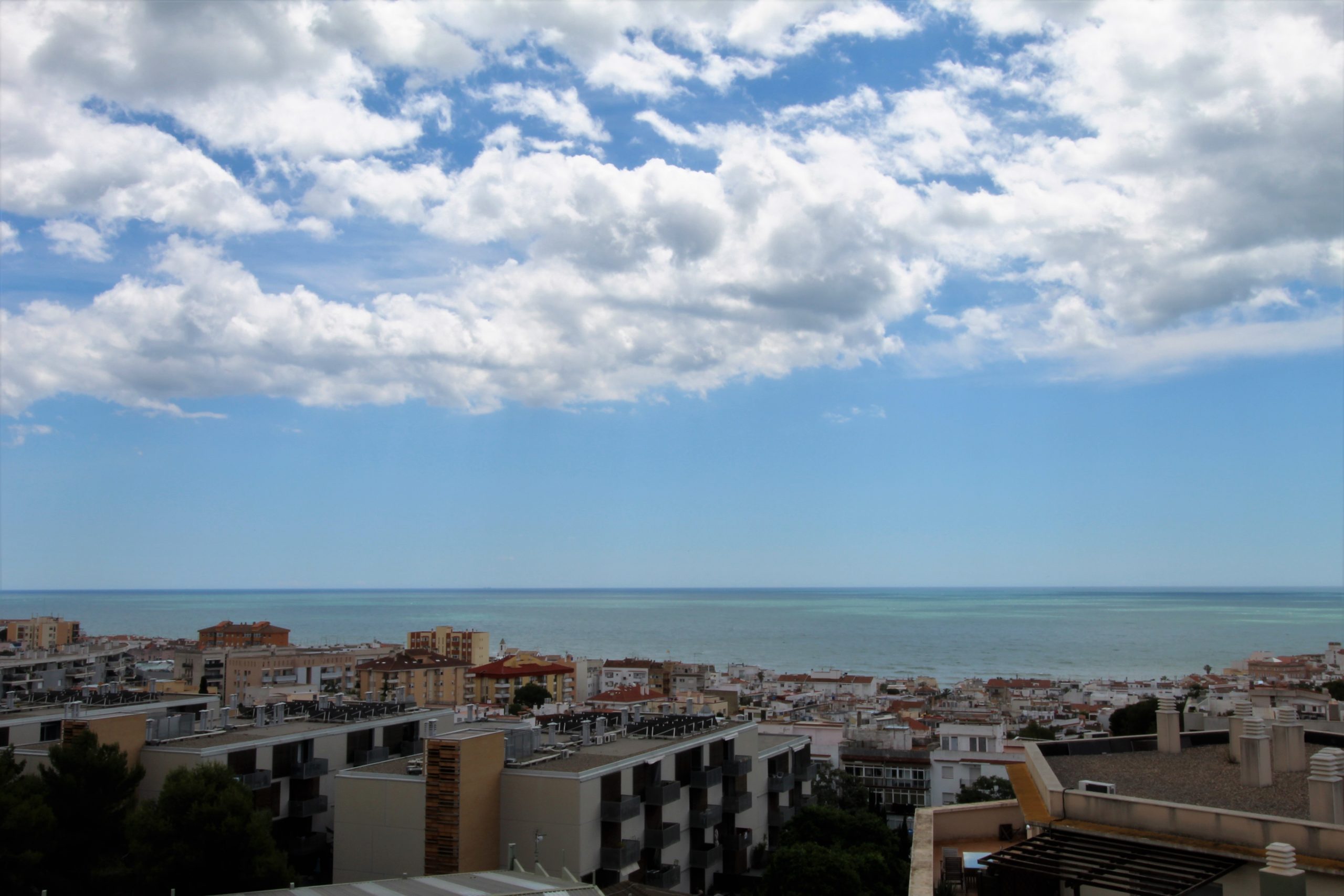 Sitges Duplex Sea Views