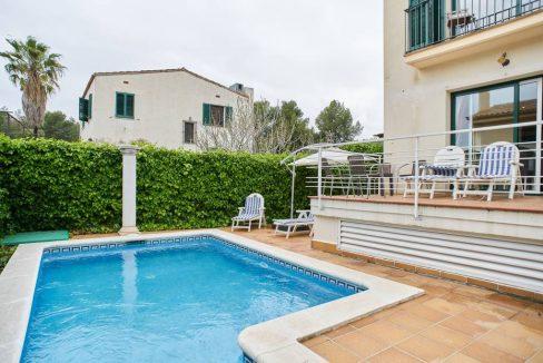 pool rear