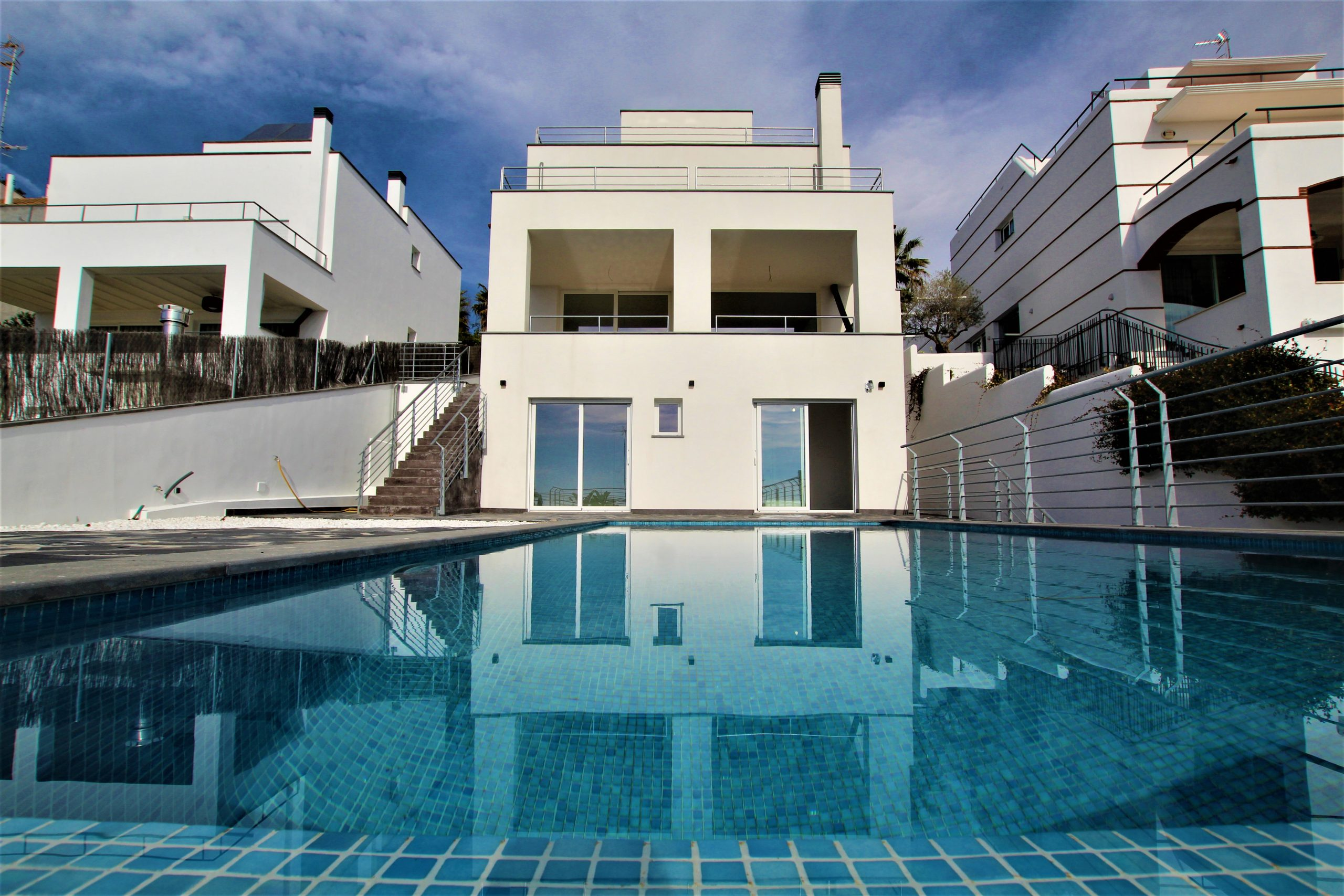 Ibiza Style Villa