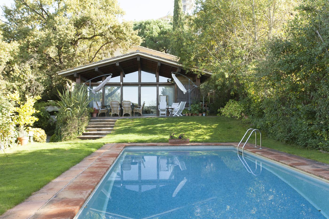 Fabulous house in Vallvidrera